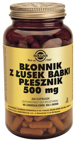błonnik w tabletkach